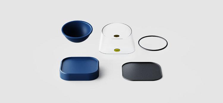 Antibacterial Tableware for Pets