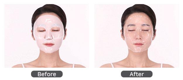 The Premium Sapphire Collagen Impact Fitting Mask