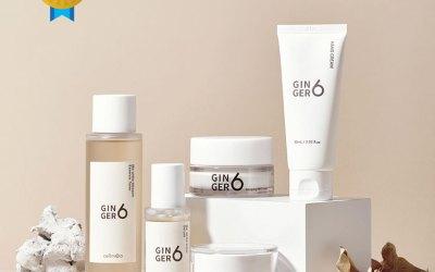 Ginger-based Cosmetics