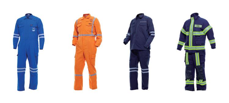 Flame & Fire Retardant Uniform