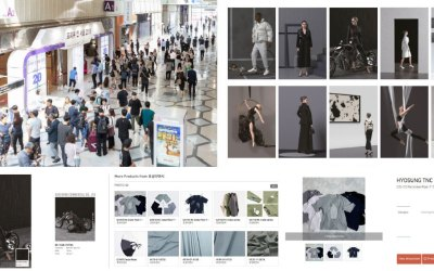 Eco-Friendly Textile Fashion Exhibition  – An Online and Offline Hybrid Exhibition