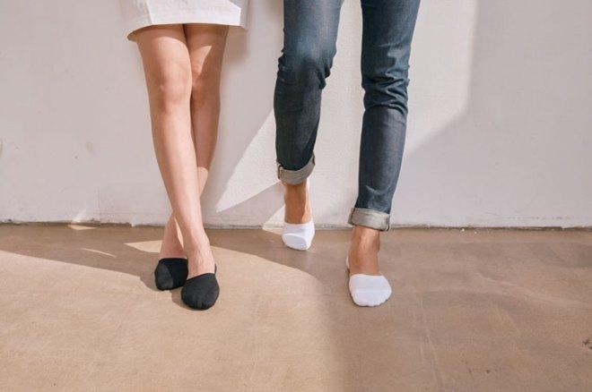Invisible Socks