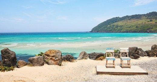 Hamdeok Seoubong Beach