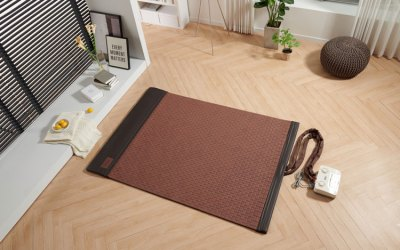Eco-Friendly Illite Heating Products