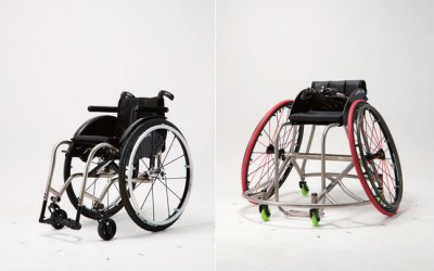 Custom-Built Wheelchairs