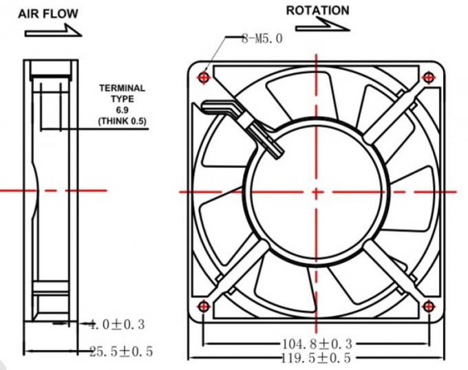 Cooling Fans: Cooling Fans For Audio Equipment