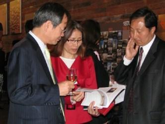 Ambassador, KAA Chairman and KCC Director