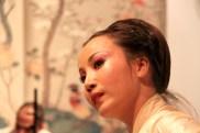 Park Sunnee in mid-dance