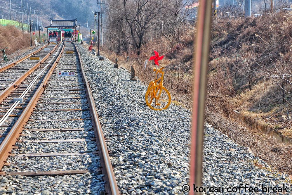 Jeonju Hanok Rail Bike Co