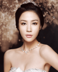 Korean Wedding Hair & Makeup | Korean Wedding Photo - IDO ...