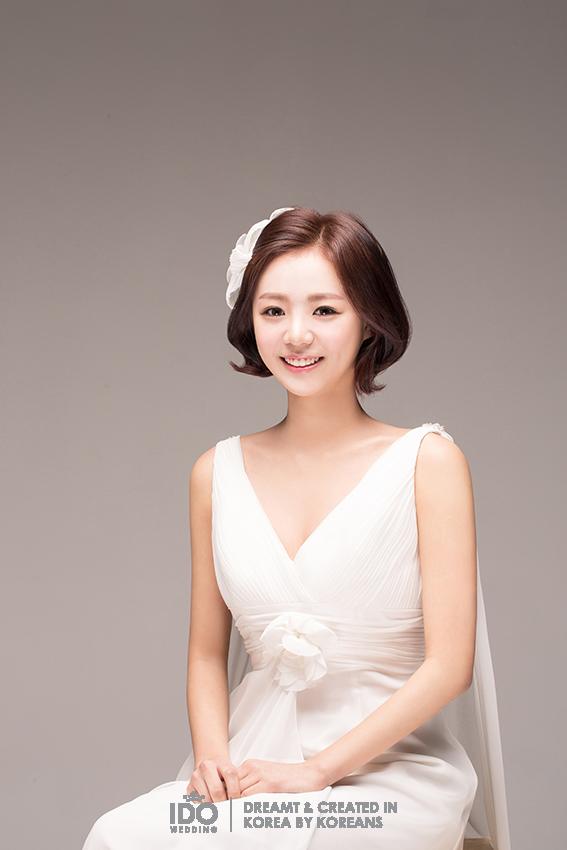 KOREAN WEDDING PHOTO  HAIR  MAKEUP STYLE  Korean Wedding Photo  IDO WEDDING