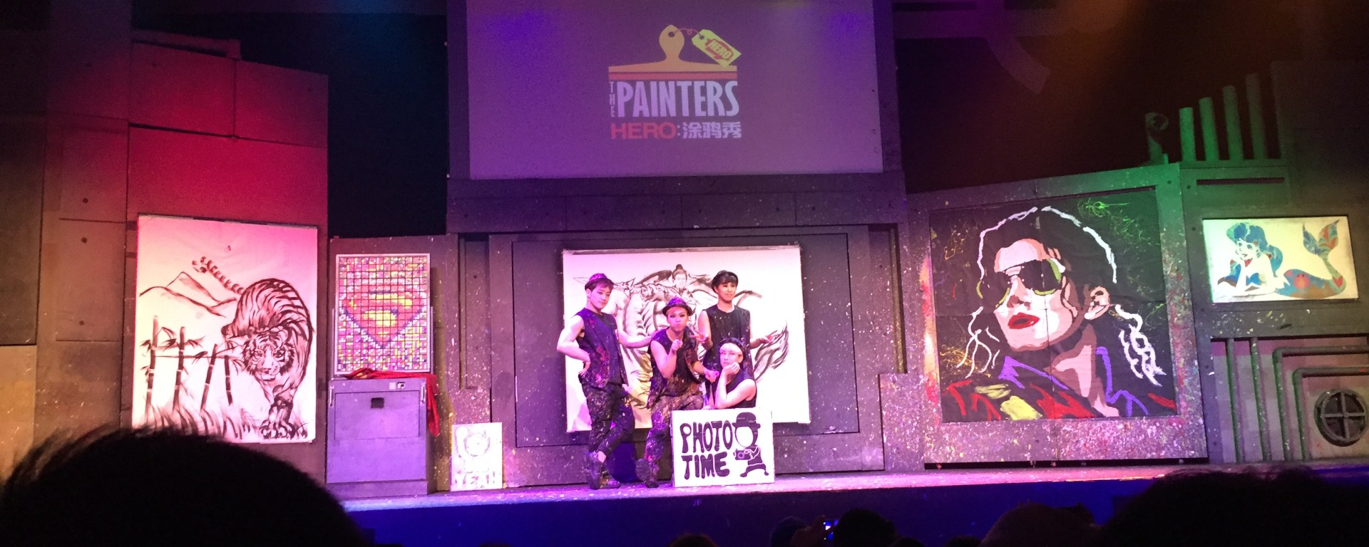 The Painters: Hero In Seoul