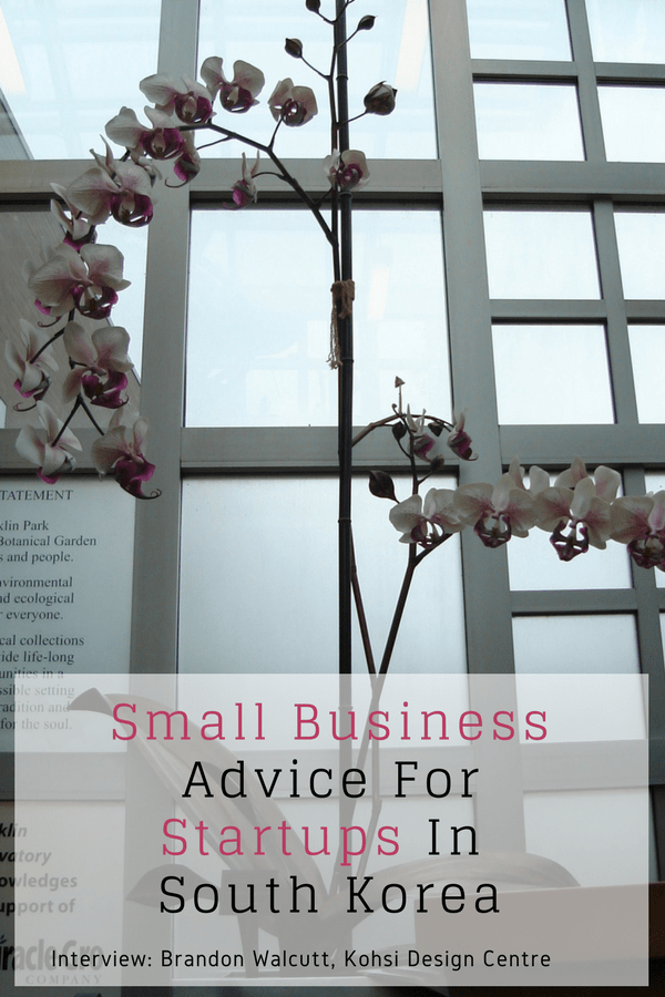 Small Business Advice for Startups In South Korea