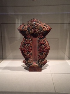 Wooden Prayer Table (Korea, Joseon dynasty) late 18th Century, L.A. County Museum of Art