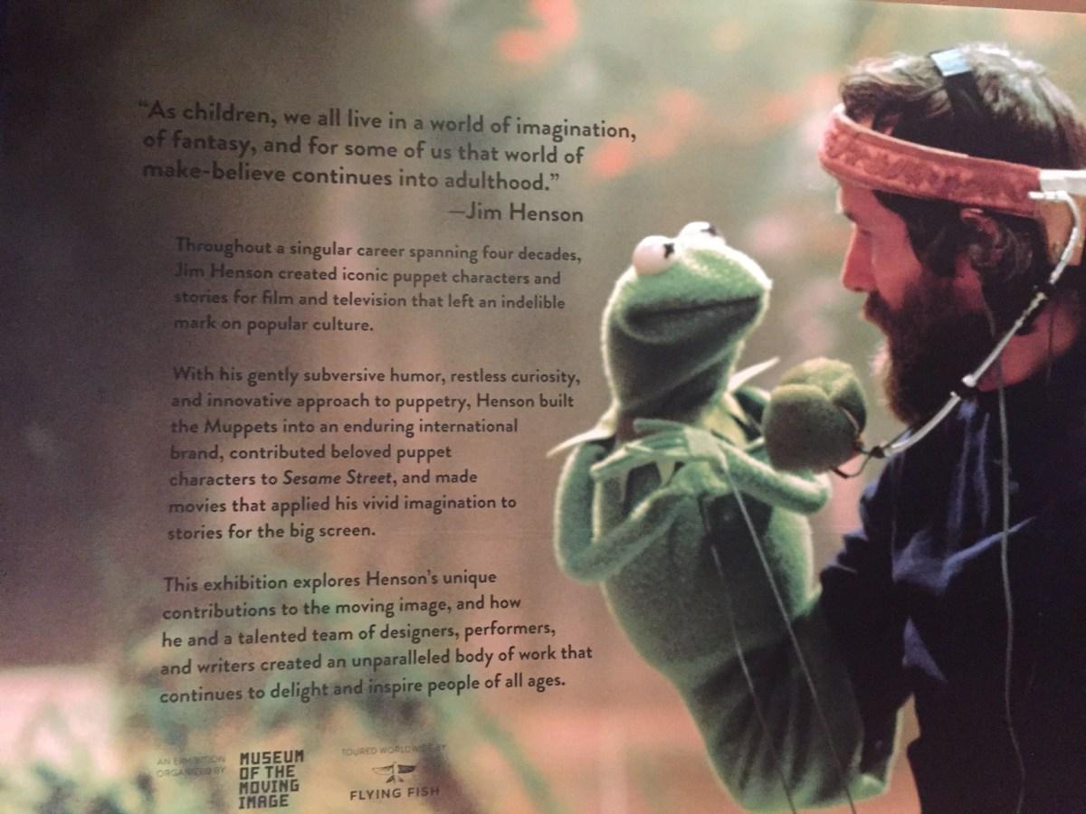 Skirball, Jim Henson, The Muppets