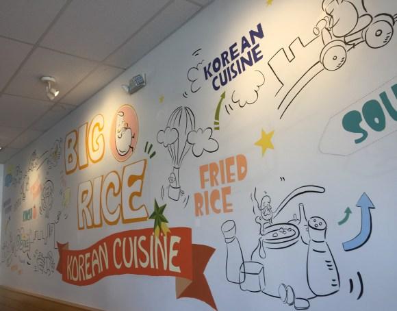 Big Rice Korean Cuisine, Temple City, California