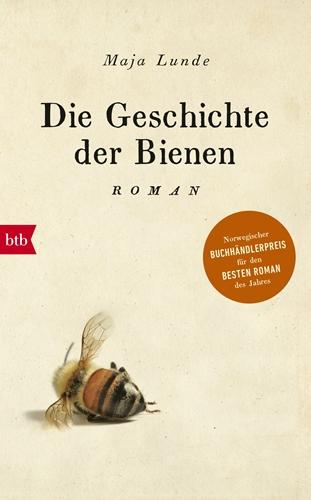 Cover Die Geschichte der Bienen