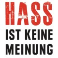 cover hass ist keine meinung