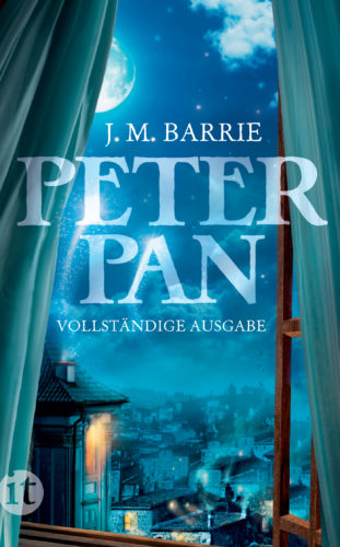 Peter Pan - Vollständige Ausgabe Book Cover