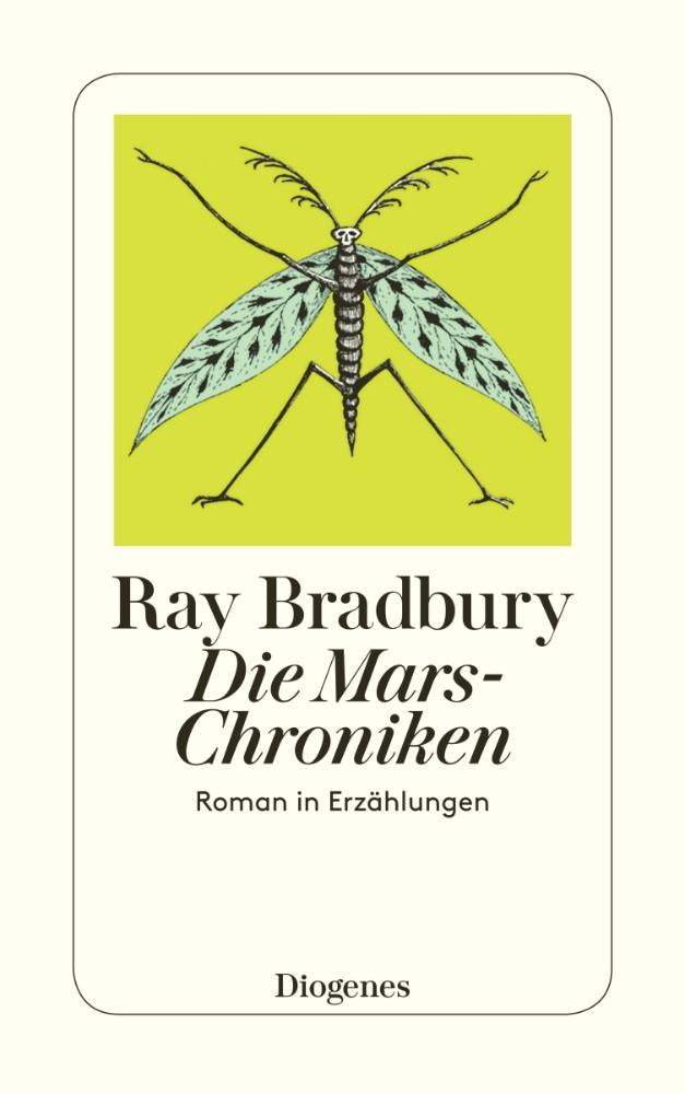 Die Mars-Chroniken Book Cover
