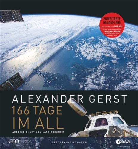 166 Tage im All Book Cover