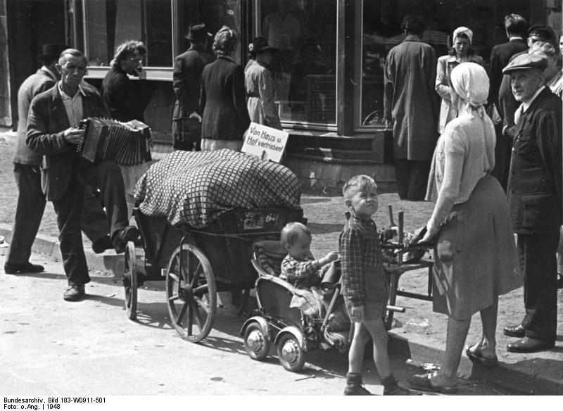 Westdeutschland Vertriebene