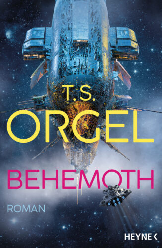 Behemoth Book Cover