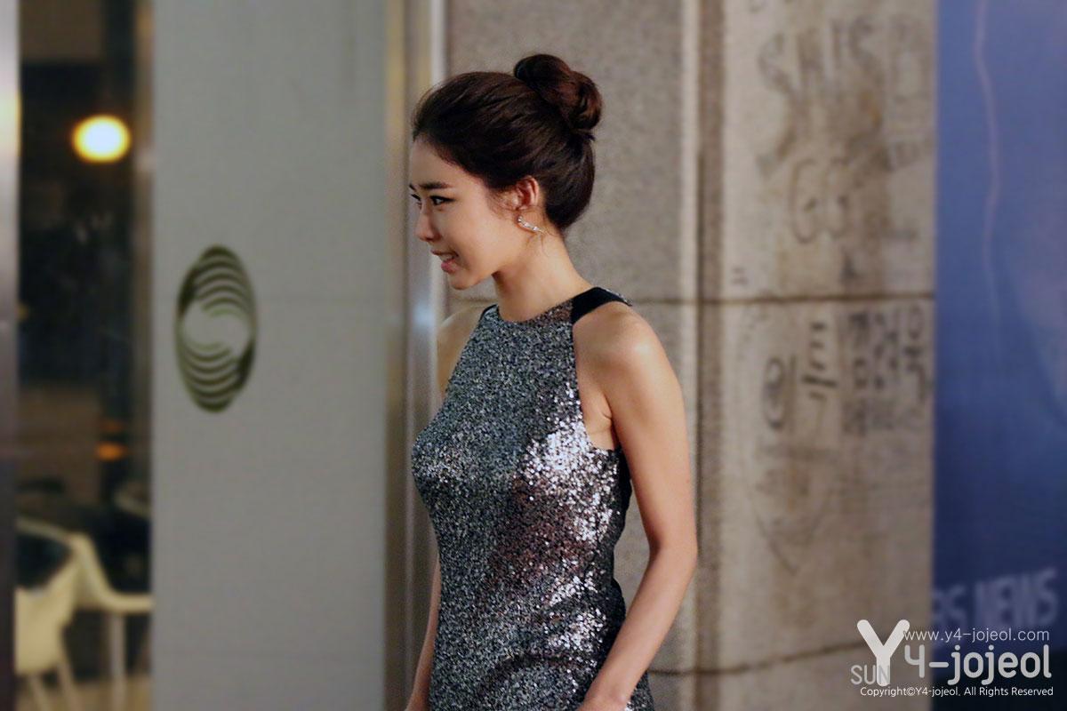 Yoo In Na KBS Drama Awards 2013