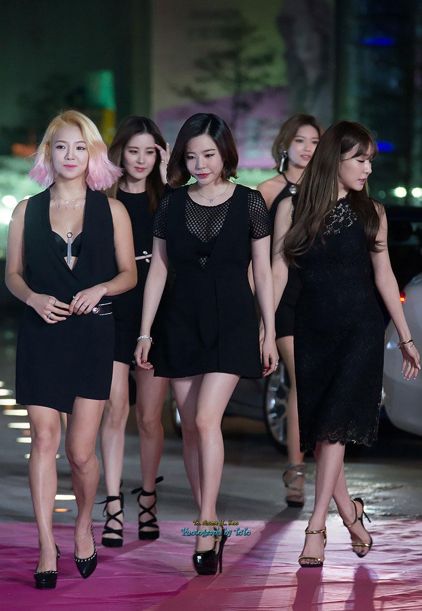 Girls Generation Sunny Style Icon Asia 2016