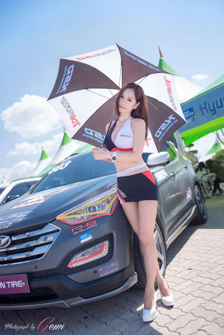 Kim Ye Ha Nexen Tire Speed Racing 2015 TLD