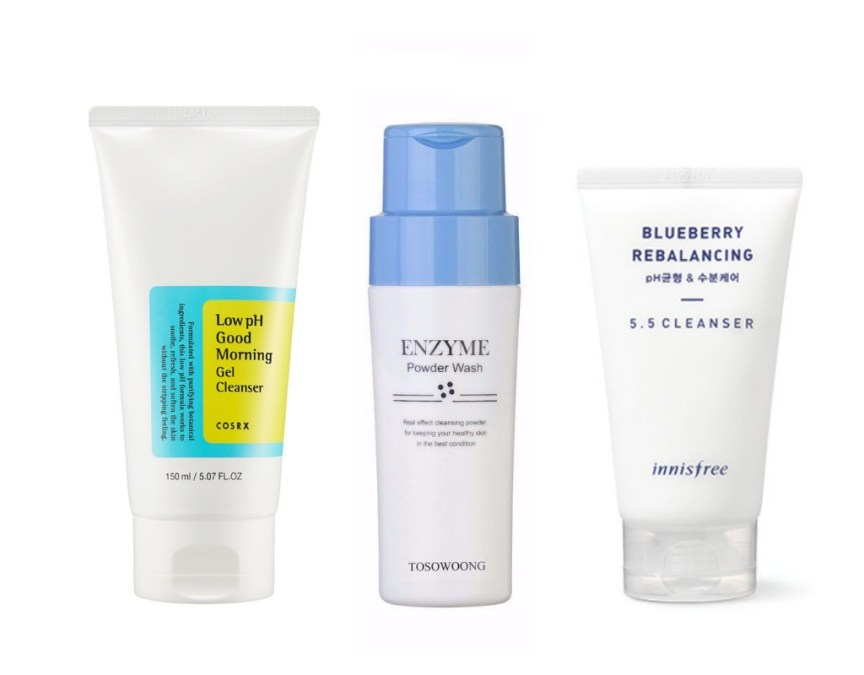 Best Korean Water-Based Cleansers For Oily & Acne Prone Skin