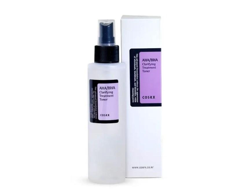 best korean aha products chemical exfoliators korean skincare routine
