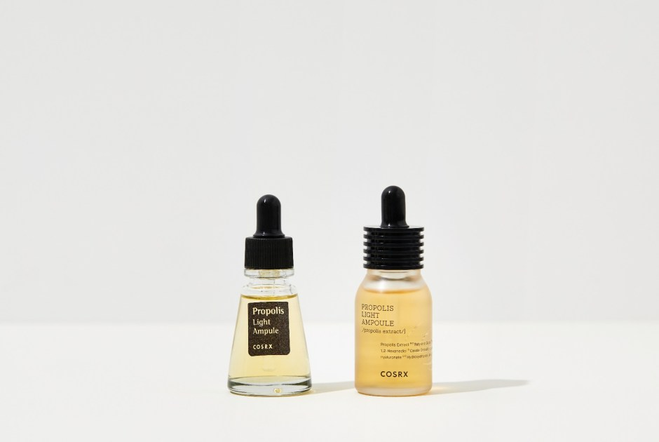 cosrx propolis light ampoule best cosrx products for oily acne prone skin
