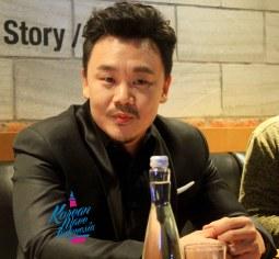 Kim In Kwon_Interview Korea Indonesia Film Festival 2016.. 20161026
