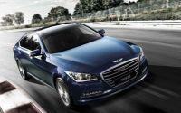 Hyundai Genesis będzie zwalniał przed fotoradarami?