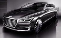 Hyundai prezentuje model Genesis G90