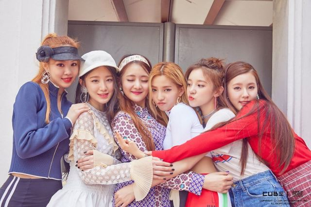 Image result for (g)i-dle photoshoot