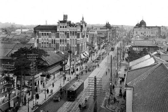 Japan in 1887