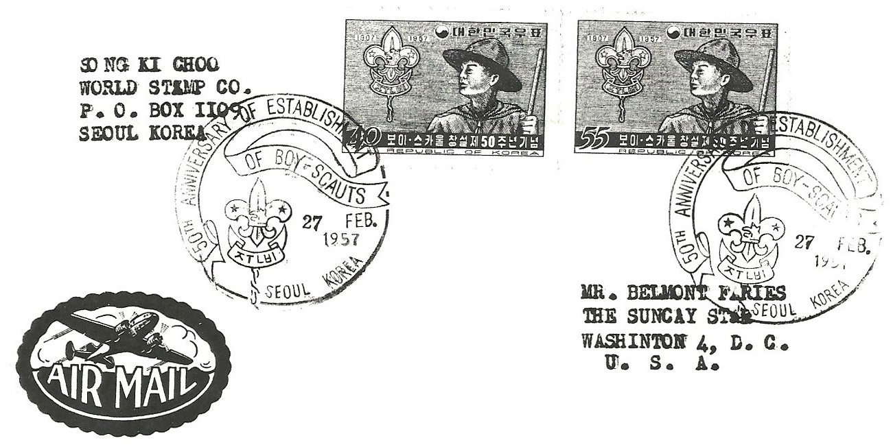 Availability of Korean Stamps for Collectors — Korea Stamp