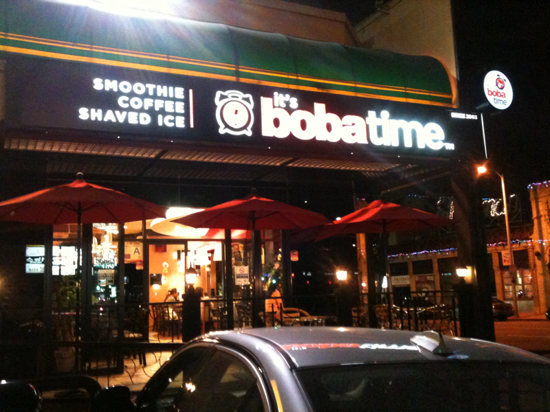 The Boba Time: 6th Street