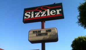 Sizzler: American Food Restaurant: Lobster, Steak