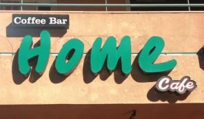 Coffee Bar: Home Cafe: Brown Derby Plaza LA