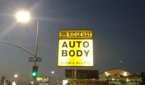 Ridgeway Auto Body Repair & Paint