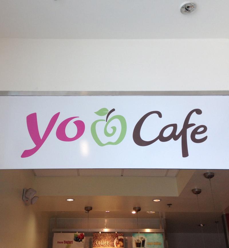 Yo Cafe at City Center on 6th