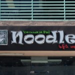 Noodles: Korean-Vietnamese Pho: 6th & Western
