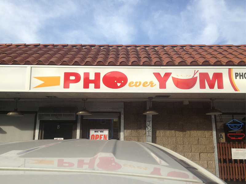 Phoever Yum on Western