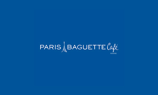 Paris Baguette: Korean Cafe Bakery