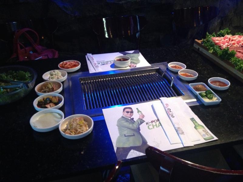 Bakkung Restaurant on Olympic