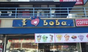 I Love Boba on 8th & Oxford