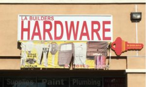 Hardware Store: 3rd Street